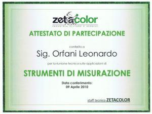 attestato-zetacolor
